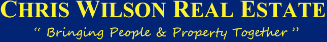 Chris Wilson Real Estate - logo